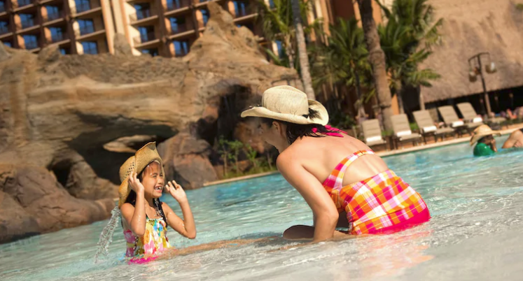 8 Incredible Pool Areas at Aulani, a Disney Resort and Spa in Hawaii