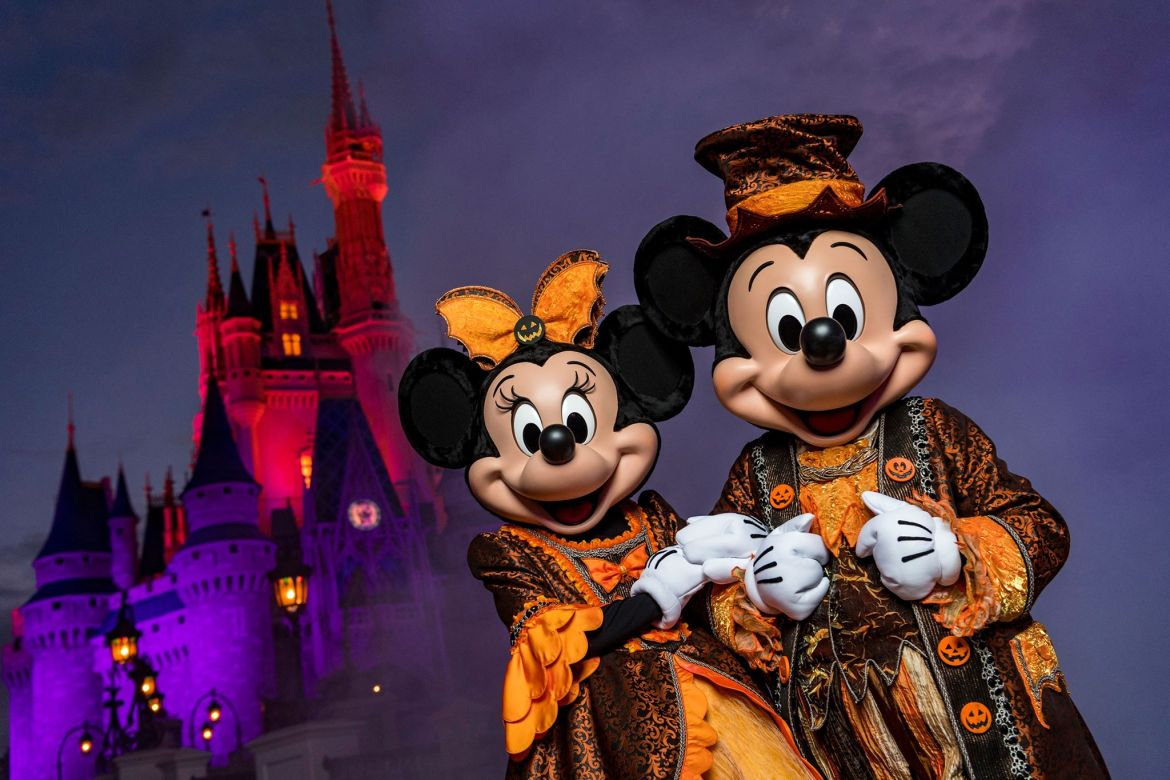 What Characters Can I Meet at This Year's Mickey's Not-So-Scary Halloween Party?