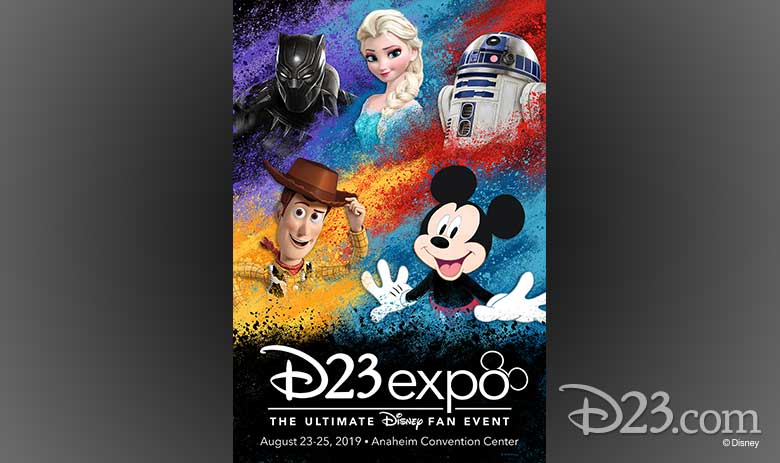 What is Disney's D23 Expo and How Do I Get Tickets?