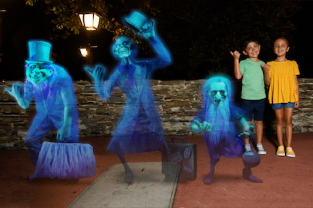 Halloween Magic Shots