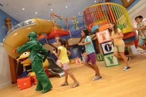 Kids Disney Cruise