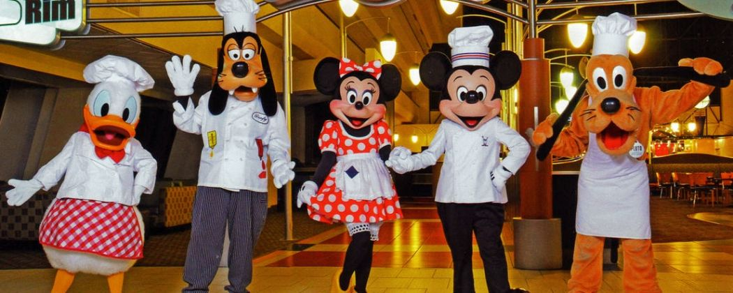 The Character Dining Options Available at Disney World Right Now