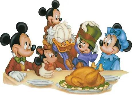 Does Disney World Serve Thanksgiving Dinner?