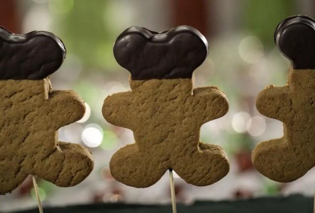 Gingerbread pop