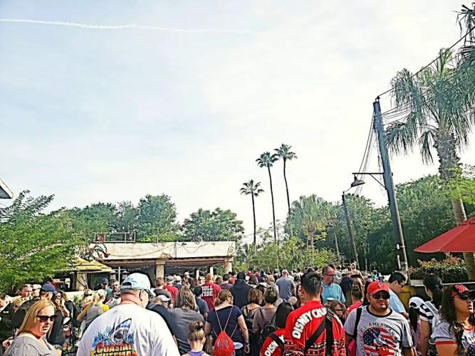 Closing Phases at Disney World