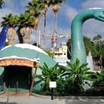 Why is There a Giant Dinosaur in Hollywood  Studios? The Story Behind Dinosaur Gertie
