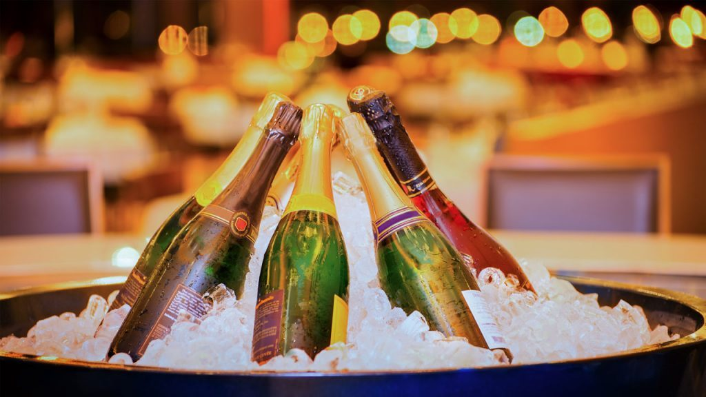 Disney Park's New Years Eve Dining Options
