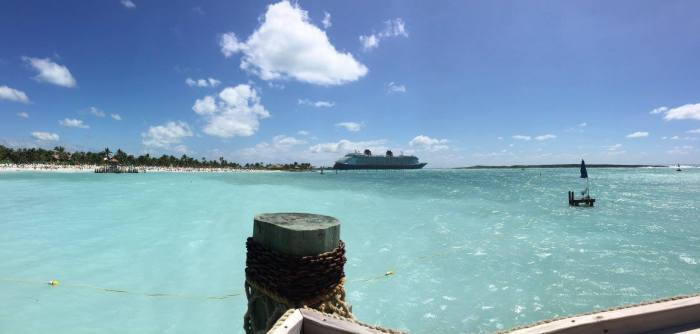 Relax or Play on Disney's Castaway Cay 4