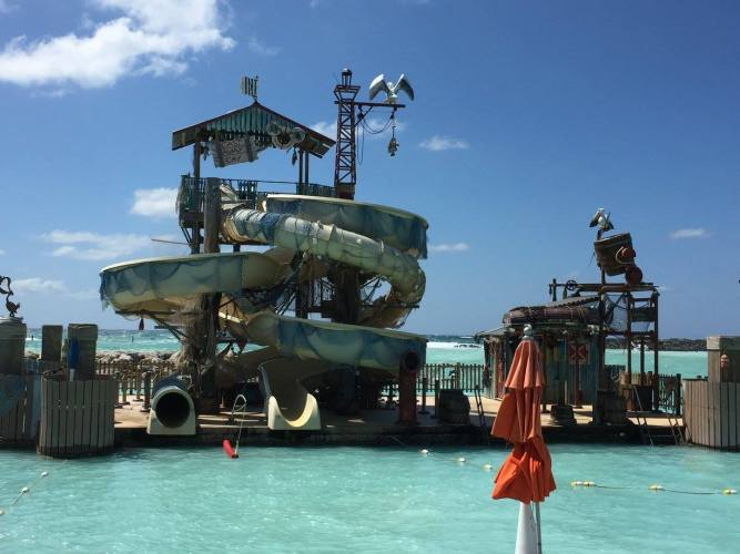 Relax or Play on Disney's Castaway Cay 3