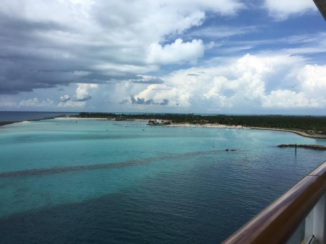 Relax or Play on Disney's Castaway Cay 1