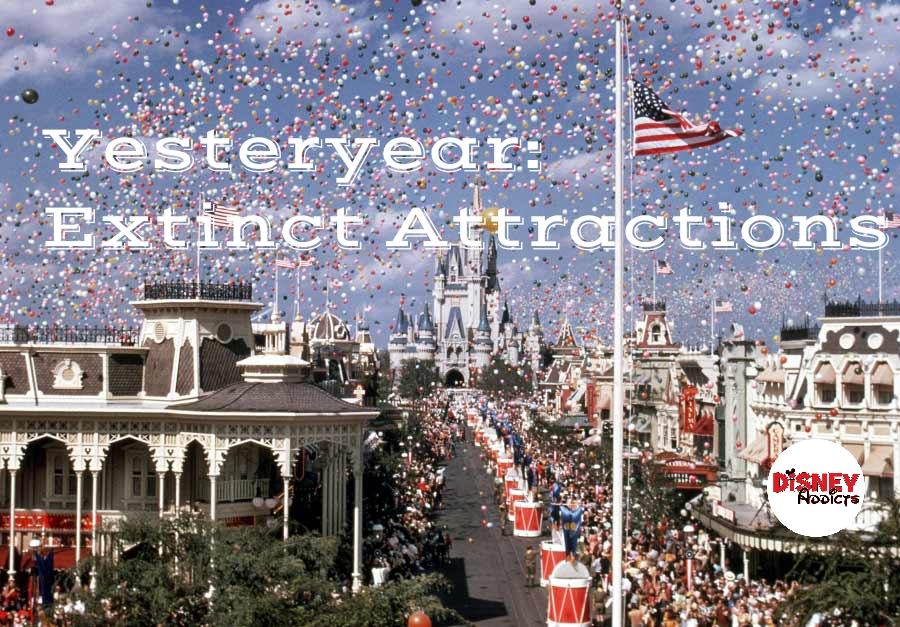 Yesteryear: A Look at Our Top 5 Extinct Disney World Rides