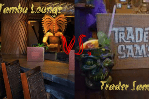 Tambu Lounge vs Trader Sam's