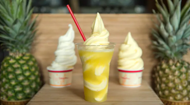Where Can I Find a Dole Whip at Walt Disney World?