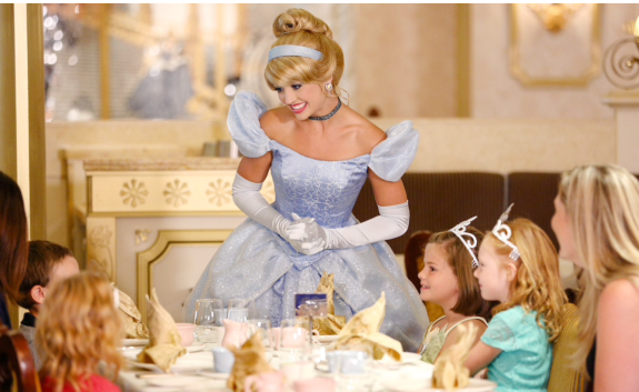 Royal Court Royal Tea Party