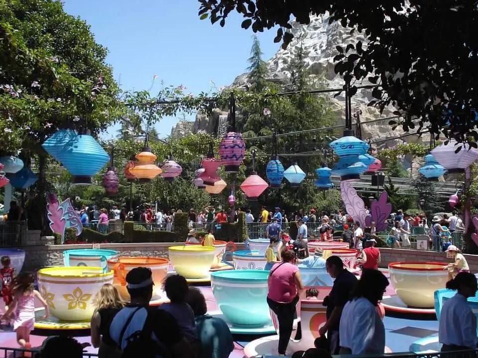 Disneyland Price Increase