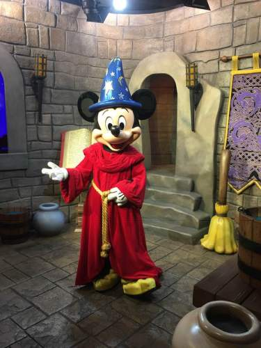 meet sorcerer mickey mouse