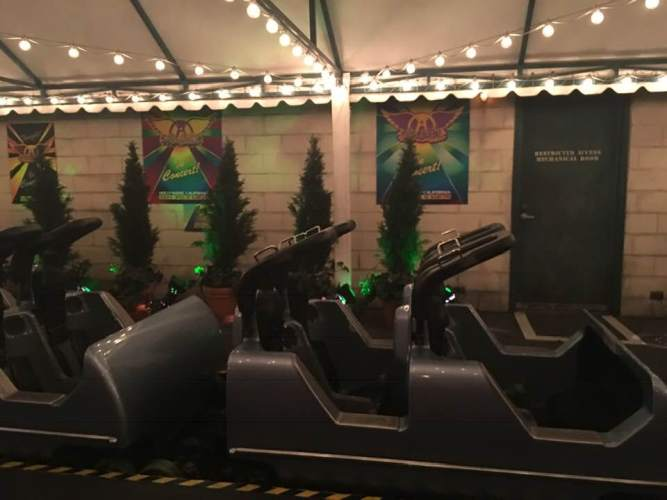 rock n roller coaster limo