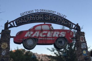 Radiator Springs Racers DCA