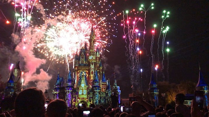 Can I See Fireworks at Walt Disney World Every Night?