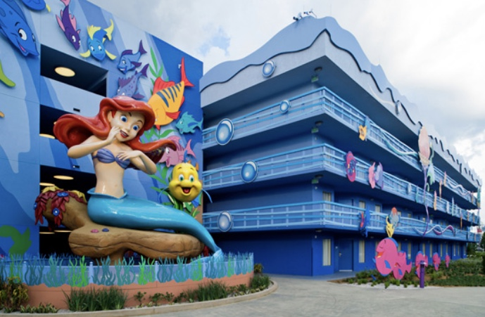 Which Walt Disney World Resorts Are Typically Excluded from Discounts?