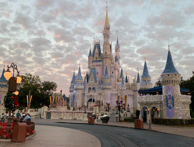 Surprise Trip to Disney