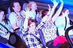 Test Track PhotoPass photo