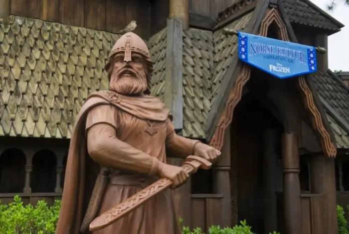 Viking Museum Epcot World Showcase