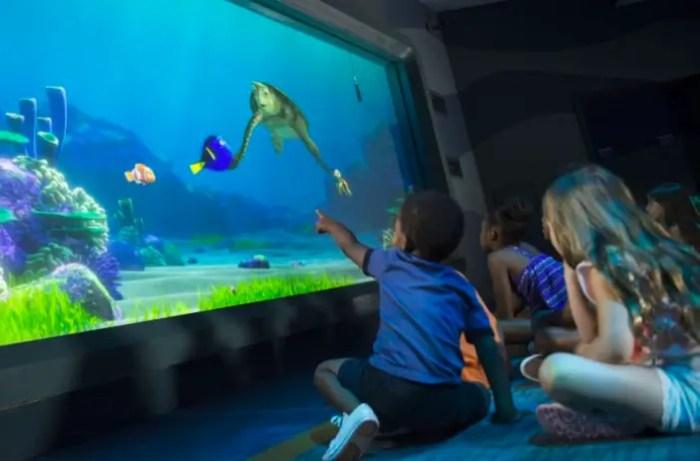 Disney Youth Education The Seas