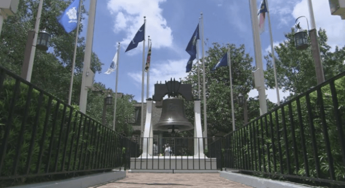 Liberty Square Liberty Bell