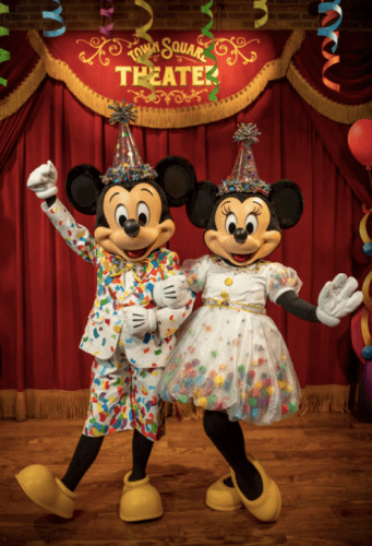 MIckey MInnie Birthday