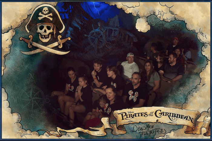 PhotoPass photo on Pirate of the Caribbean