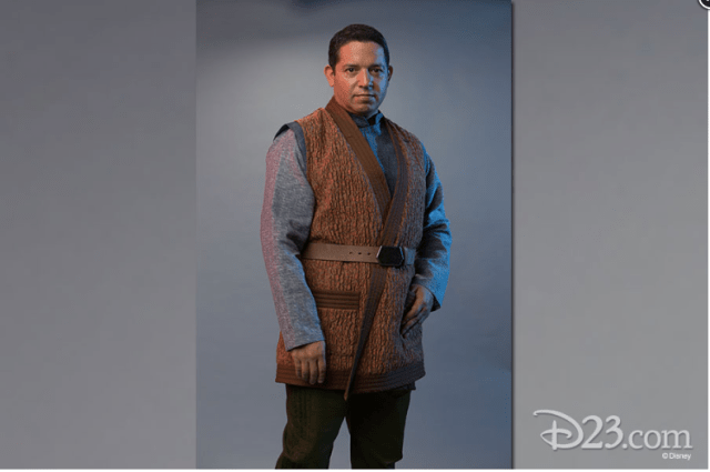 Star War Land Cast members Costumes 2