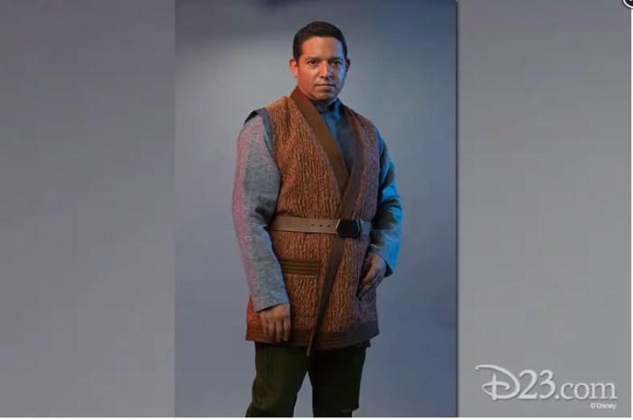 Star War Land Cast members Costumes 2