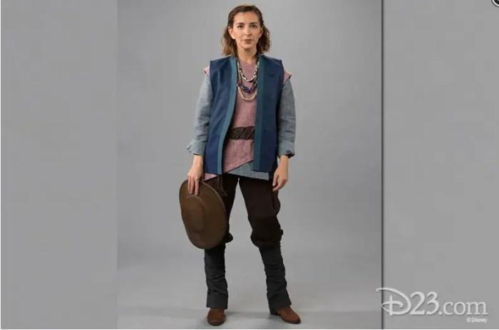 Star War Land Cast members Costumes 3