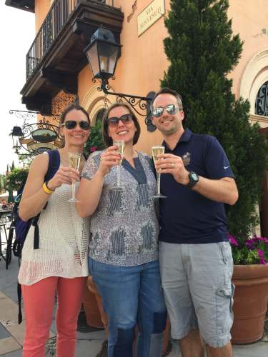 Best Adult Beverages in Epcot's World Showcase 3