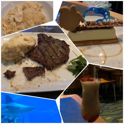 What are the Best One Credit Table Service Meals at Walt Disney World? 3