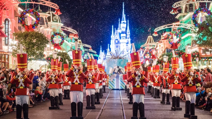 When Do Tickets Go on Sale for Mickey's Very Merry Christmas Party?