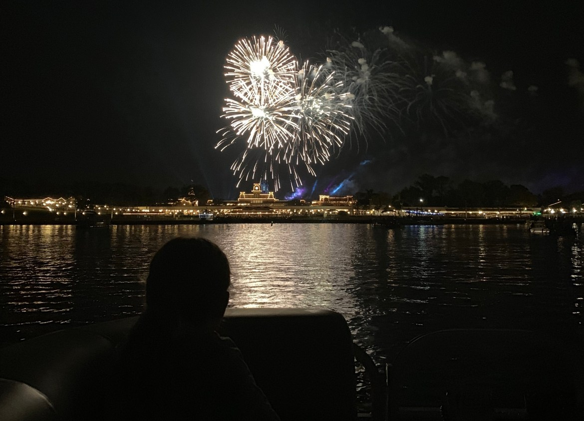 Private Fireworks Cruises at Magic Kingdom