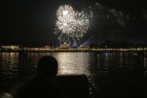 Private Fireworks Cruises at Magic Kingdom 20