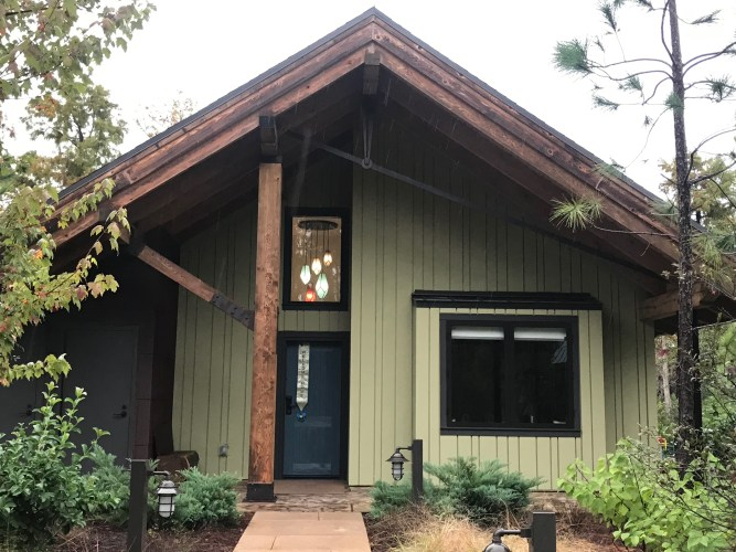 Copper Creek Cabins 1