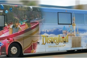 Disneyland Express Motorcoach