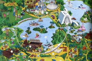 Seven Seas Lagoon: A Waterway for the World. 51