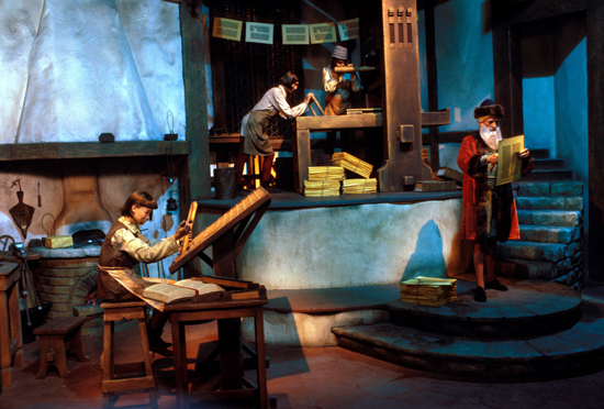 """Spaceship Earth: """"If You Can Read This, Thank the Phoenicians""""."""