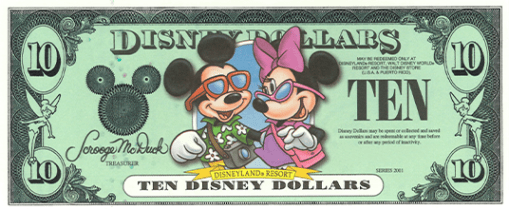 image about Disney Dollars Printable named Can I Continue to Get Employ the service of Disney Revenue?