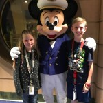 Magical Moments with Characters on a Disney Cruise 6