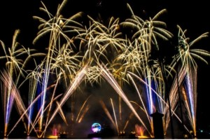 Walt Disney World's Nighttime Shows Dazzle and Delight: Epcot's IllumiNations: Reflections of Earth 12