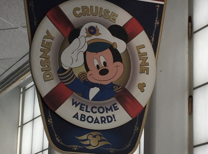 Embarkation Day on your Disney Cruise