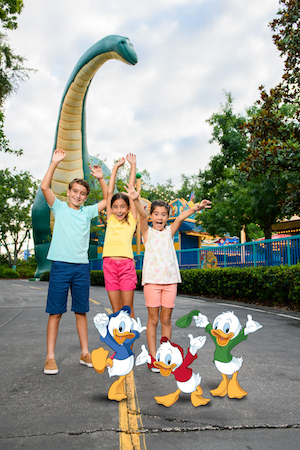 Best Magic Shots Currently at Disney's Animal Kingdom.