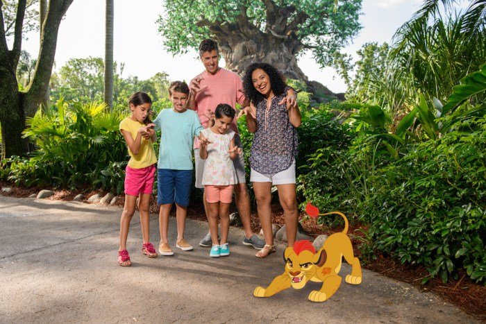 Best Magic Shots Currently at Disney's Animal Kingdom.