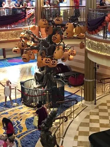 Disney Cruise Halloween